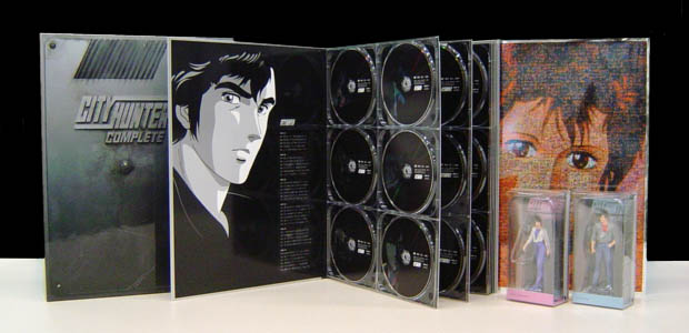 CITY HUNTER /Z2 JAPON tres limite et tres cher Chdvdbox3
